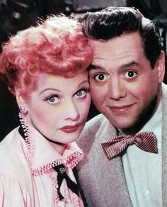 Lucy & Desi by Lucy_Fan, via Flickr