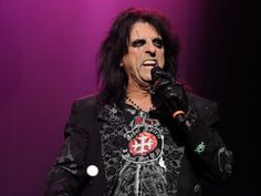 """Quotes from Christian Celebrities---""""When you believe in God, you've got to believe in the All-Powerful God. He's not just God. He's the All Powerful God. He has control over everyone's life. The Devil on the other hand, is a real character that's trying his hardest to Tear your life apart.""""-Alice Cooper (singer)"""