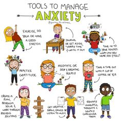 Is anxiety taking control of your life? Here are some tips and tricks to help manage anxiety and ground yourself 💜 Posted Anxiety Coping Skills, Anxiety Tips, Anxiety Help, Social Anxiety, Health Anxiety, How To Manage Anxiety, Symptoms Of Anxiety, Test Anxiety, Mental And Emotional Health
