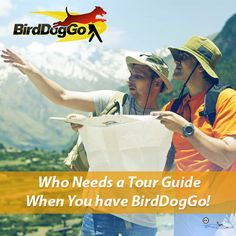 BirdDogGo is your personal tour guide:   #yellowpages