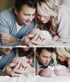 Lifestyle Newborn: Rachael Nicole Photography