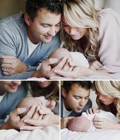 Lifestyle Newborn: Rachael Nicole Photography