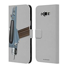 Official Star Trek Pistol Phaser Gadgets Leather Book Wallet Case Cover For Samsung Galaxy A8 * Details can be found by clicking on the image. (Note:Amazon affiliate link)