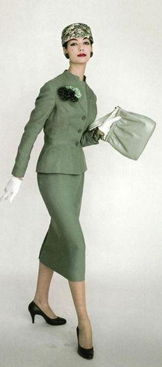 Simone D'Aillencourt, 1956