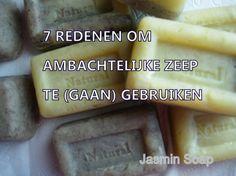 7 reasons for using artisanal soap