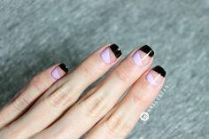 Negative Space Nail Art paso a paso | Tendencias de uñas 2015 | Cuidar de tu belleza es facilisimo.com