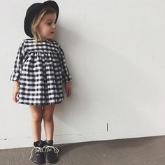 New 2017 Baby Girls Dress Costume For Girls Long Sleeve Plaid European Vestido Vetement Children Dresses Kids Party Clothing - Kid Shop Global - Kids & Baby Shop Online - baby & kids clothing, toys for baby & kid Baby Outfits, Baby Girl Dresses, Baby Dress, Kids Outfits, Baby Girls, Tutu Dresses, Infant Girls, Mini Dresses, Vintage Girls Dresses