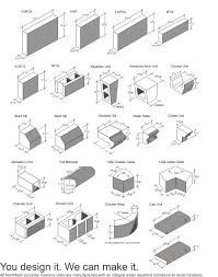 concrete block sizes google search interior pinterest concrete block sizes concrete and. Black Bedroom Furniture Sets. Home Design Ideas