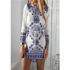 Women Elegant Casual Fashion Dress