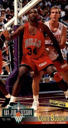Nba Jam, First Round, Nba Players, Chicago Bulls, Baseball Cards, Sports