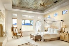 Stunning Bedrooms Flaunting Decorative Canopy Beds | Home and Interior Design Ideas