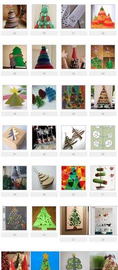 Alberi di Natale – 50 e più progetti creativi – pagina 1