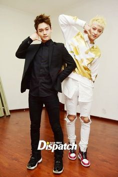 OH. I'LL CALL IF THAT'S WHAT YOU'RE ASKING ME TO DO.. - Chen & Tao
