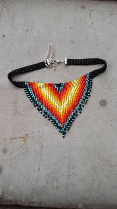gerdan Necklace length 21 inches or 53 cm gerdan Pendant width 2 6/8 inches or 7 cm fringe necklace 11 7/8 inches or 30 cm earrings 1/4 inches or 8 cm short video you can see here: https://youtu.be/UQ_5iAmun74 To make this set of jewelry, I spend about 37 hours. I do this set from a seed