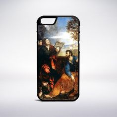 Dosso Dossi - Sts John And Bartholomew With Donors Phone Case – Muse Phone Cases