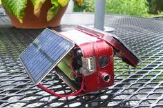 weekend workshop diy solar charger