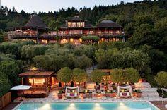 Jetset Top 5 Resorts - Auberge du Soleil Resort - California