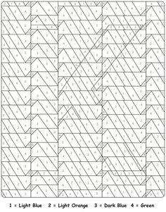 Welcome to Dover Publications  Alphabet Hide & Seek: Color by Number Pictures