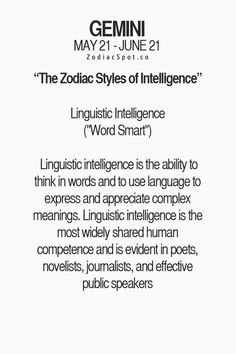 zodiacspot:  View your Style of Intelligence here