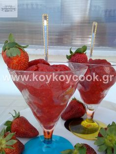 Fruit Punch, Margarita, Watermelon, Sweets, Drinks, Tableware, Glass, Recipes, Food