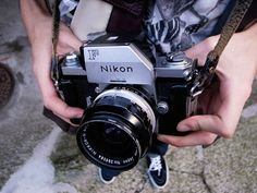 I had one of these, but with a less sophisticated viewfinder.  Mine had no built-in meter.