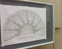 How to print large charts for your family reunions!
