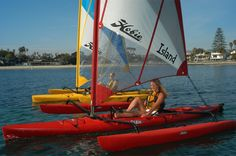 Hobie Mirage Adventure Islands