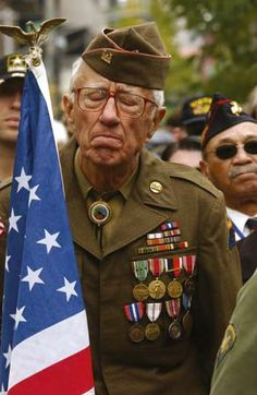 Veteran standing with Old Glory I Love America, God Bless America, American Pride, American Flag, American History, Pomes, 1 Gif, Support Our Troops, Real Hero