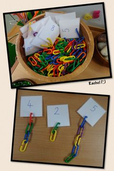 "A few activities related to snakes, worms & bugs in the early years classroom from Rachel ("",) Maths Eyfs, Numeracy Activities, Eyfs Classroom, Nursery Activities, Kindergarten Math, Preschool Activities, Year 1 Maths, Early Years Maths, Early Math"