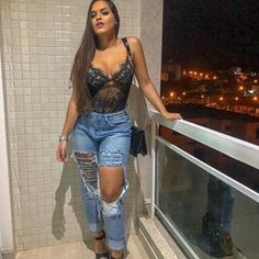 Fashion Show Party Jeans Ideas Night Out Outfit, Night Outfits, Casual Outfits, Summer Outfits, Cute Outfits, Look Fashion, Girl Fashion, Fashion Outfits, Fashion Fall