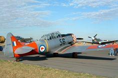 AT-6C Harvard IIA NZ1056 - North American T-6 Texan -