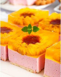 Ciasto princessa zebra - I Love Bake Tiramisu, Calzone, Beignets, Oreo, Smoothies, Panna Cotta, Cheesecake, Baking, Ethnic Recipes