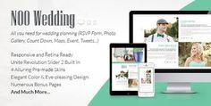 Wedding - Wedding Joomla Template