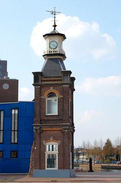 't Torentje Almelo....kleinste expositieruimte van Nederland www.hettorentje.nl