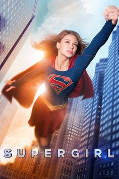 Plakat Serialu Supergirl
