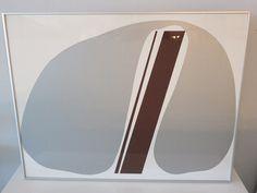 ART BY SHERMAN Vintage MidCentury Modern by FLORIDAMODERN33405