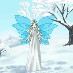 The snow queen. 🐭