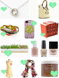 10 simple & sweet gift ideas for Mother's Day