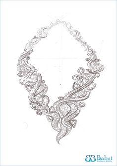 sketches design jewelry - Babut Florin Valentin