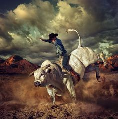 Chris Clor - Bull Rider