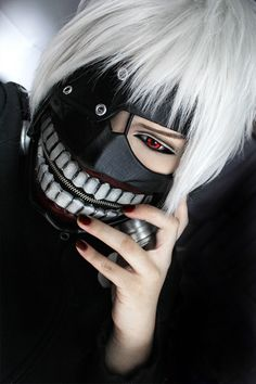 Ken Kaneki | Tokyo Ghoul | Cosplayer: Fairarcher (FAIR) [WorldCosplay] | Credits to the cosplayer, I don't own anything~!