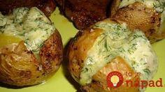Táto príloha vás preslávi široko-ďaleko: Neskutočne chutné zemiaky so syrom a cesnakom, zatienia aj hlavný chod!
