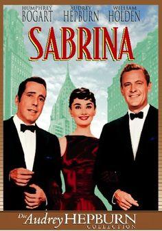 Humphrey Bogart and Audrey Hepburn - Great Black and White Movie