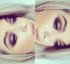 Perfect liner look!