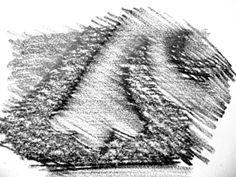Die Frottage: Zeichentechnik und Druckverfahren