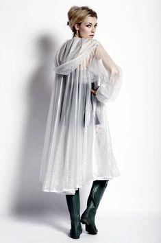 Vinyl Raincoat, Plastic Raincoat, Pvc Raincoat, Plastic Pants, Plastic Mac, Skirts With Boots, Puffy Jacket, Rain Wear, Girls Wear