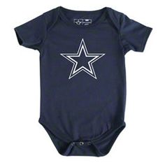 Dallas Cowboys onesie for my grandson : )