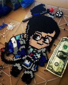Mei - Overwatch perler beads by hayleyraeanne