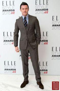 Luke Evans Height