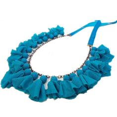 Fabric Necklace from Wing Tat Haberdashery Co Ltd